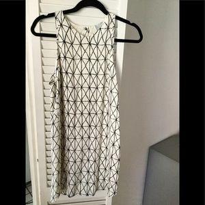 A.L.C. Shift mini dress